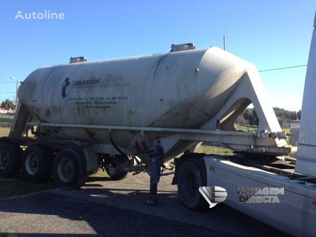 cisterna de transporte de cimento VALART - P3.34C