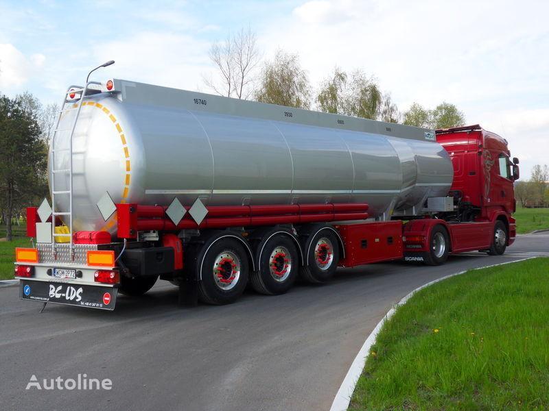 LDS NCP-37 cisterna de transporte de combustíveis novo