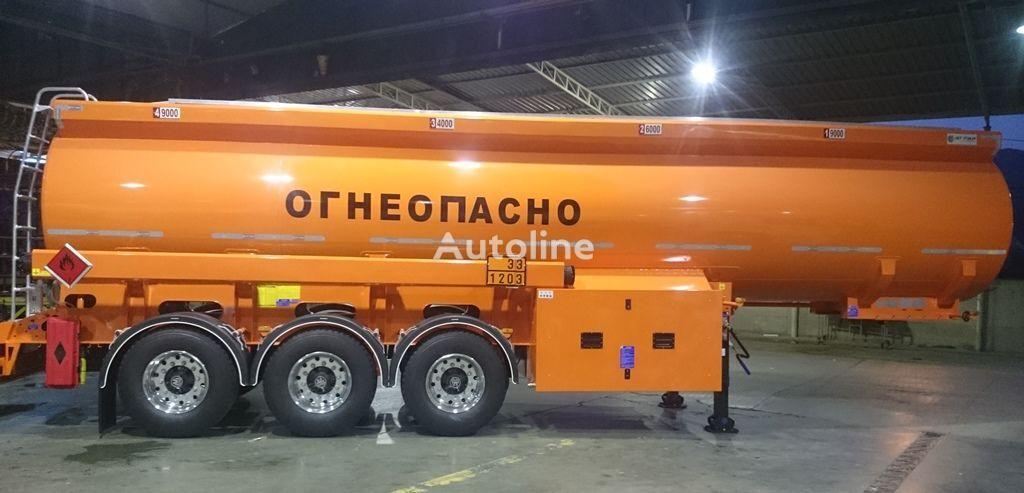 OKT TRAILER cisterna de transporte de combustíveis novo
