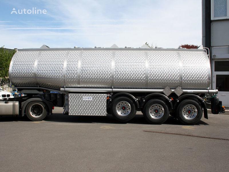 OMT fuel/benzin/diesel 25000 - 50000 Ltr cisterna de transporte de combustíveis novo