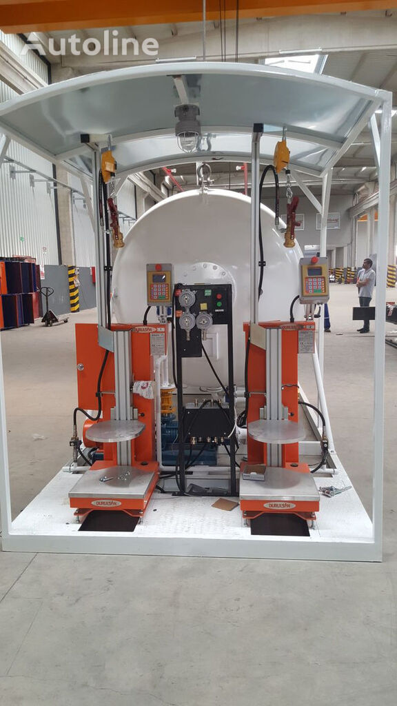 DOĞUMAK - 21m3 Skid System (Double Digital Scales) novo