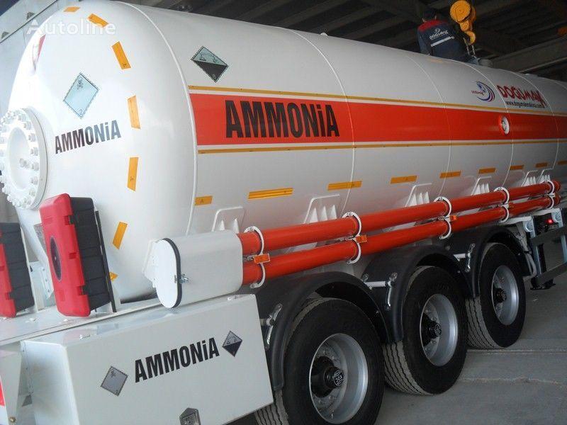 cisterna para gás DOĞUMAK AMMONIA NH3 novo