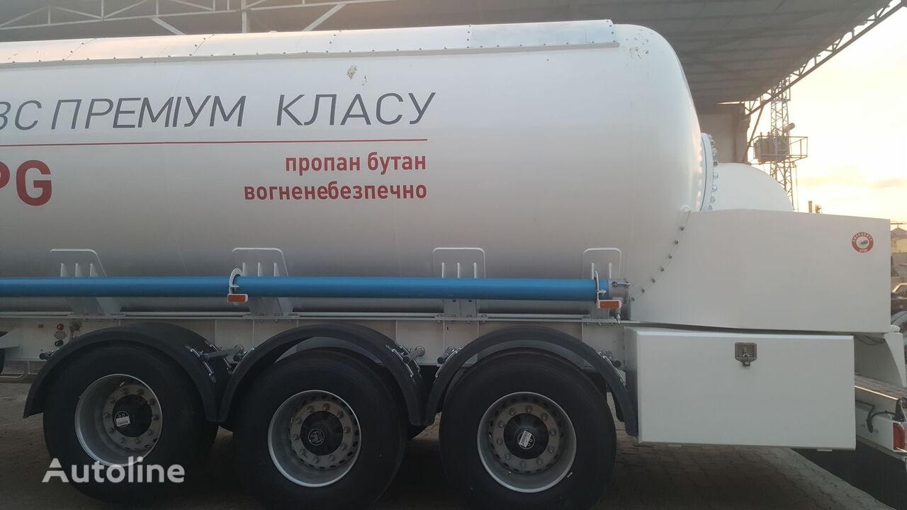cisterna para gás DOĞUMAK CORKEN PUMP AND LIQUID  CONTROL(LC) MASFLOW METER novo