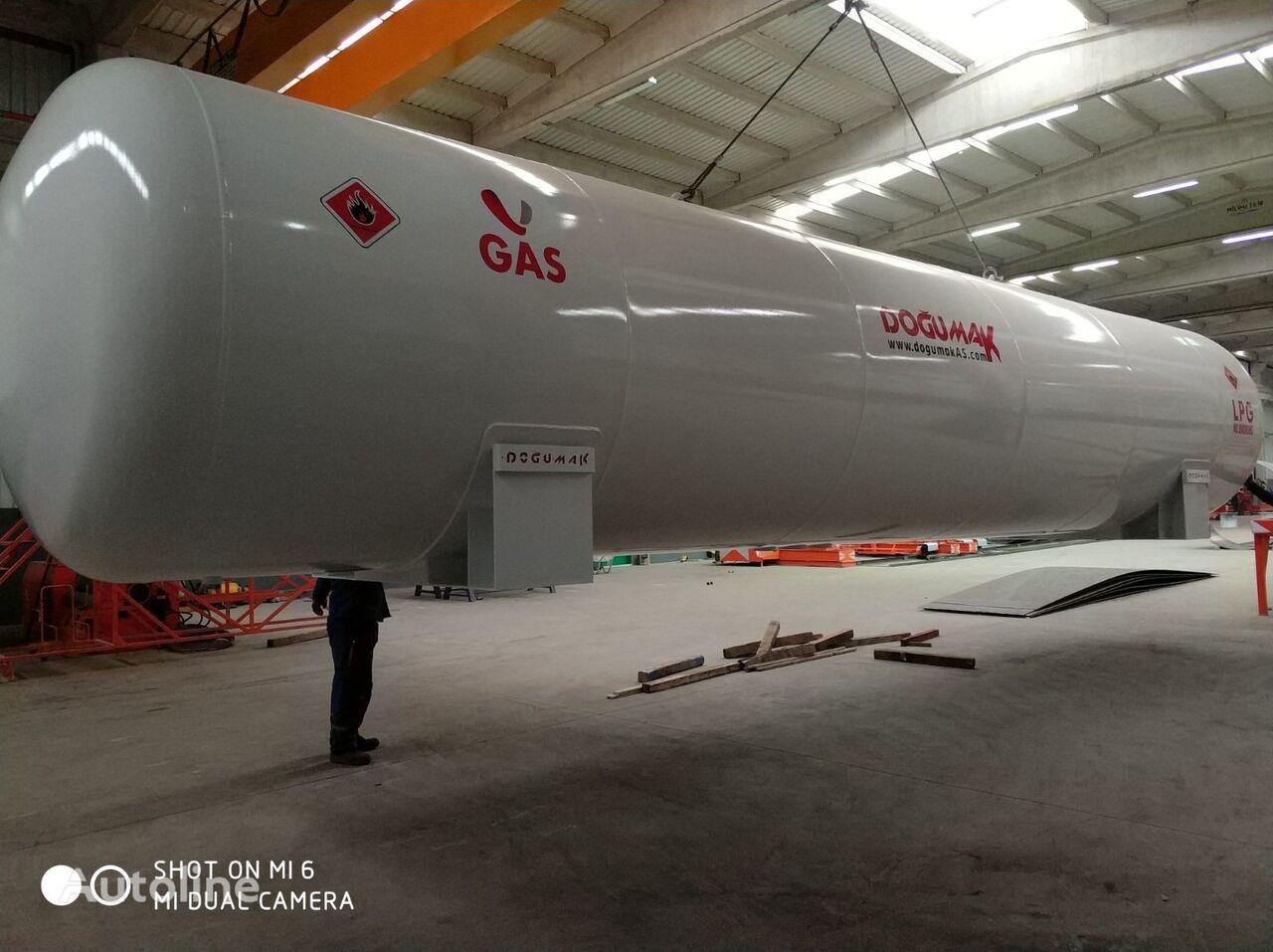 cisterna para gás DOĞUMAK DOGUMAK LPG ST-46 novo