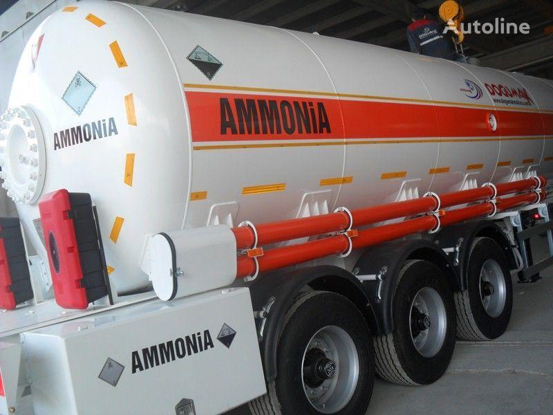 DOĞUMAK AMMIAKOVOZ 35M3 cisterna para gás novo