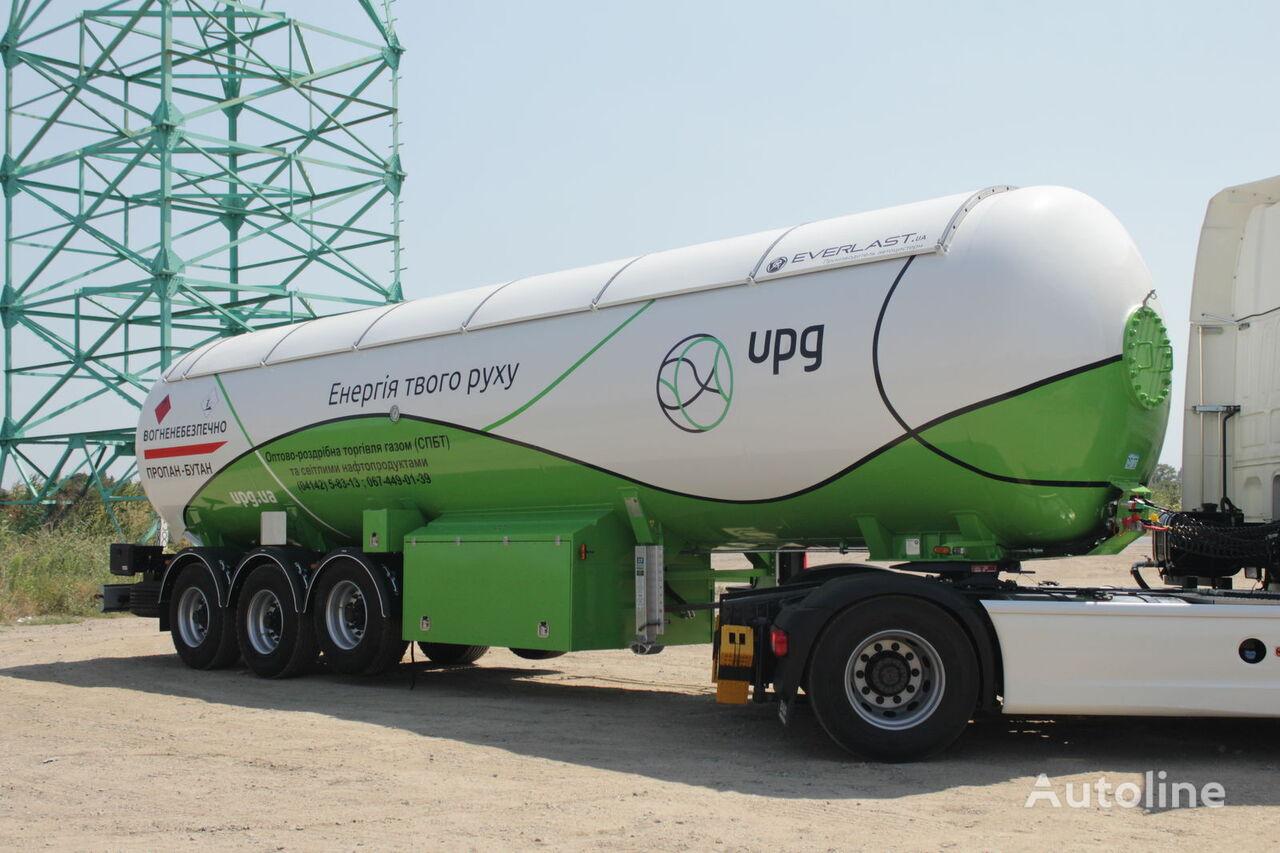 EVERLAST LPG cisterna para gás novo