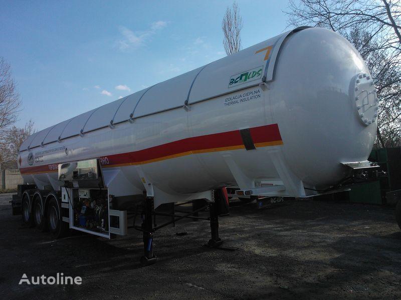 LDS BC-LDS NCG-43 cisterna para gás novo