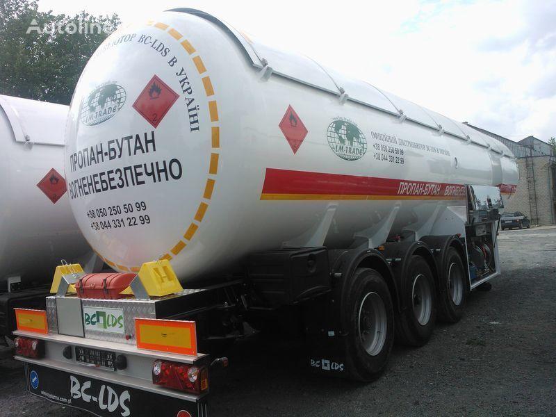 LDS NCG-46 cisterna para gás novo