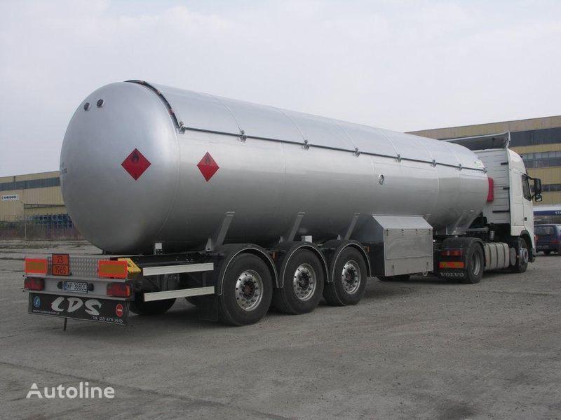 LDS NCG-48 cisterna para gás novo