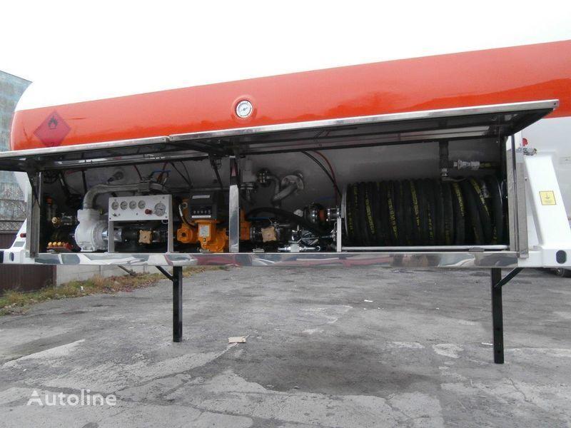 LDS smennoe shassi cisterna para gás