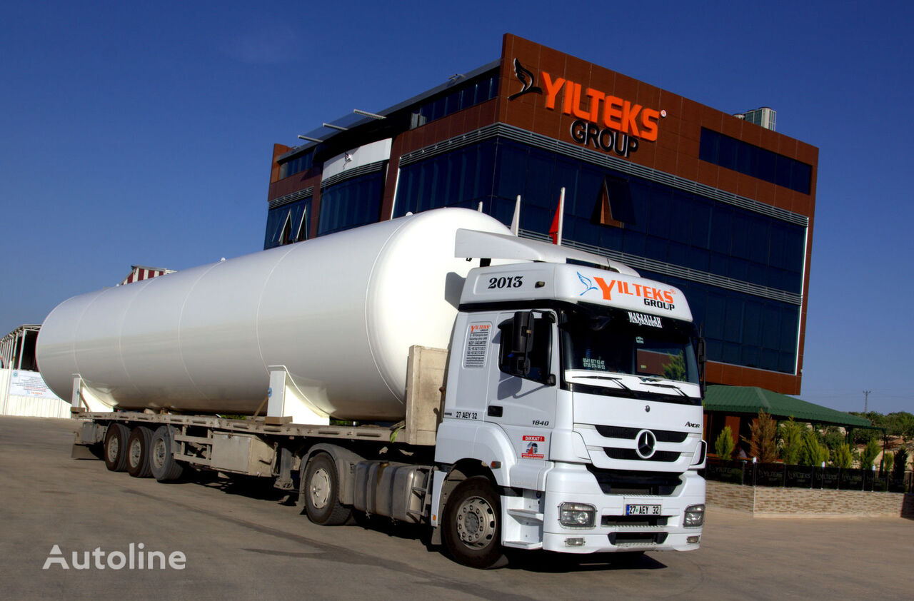 YILTEKS LPG Storage Tank cisterna para gás novo