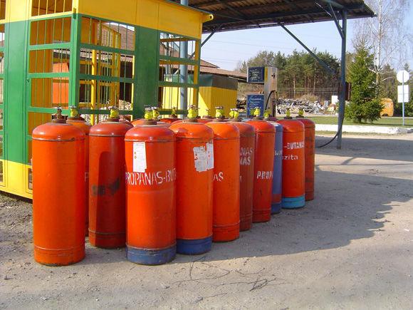 ZBA LPG cylinders PROPAN BUTAN cisterna para gás