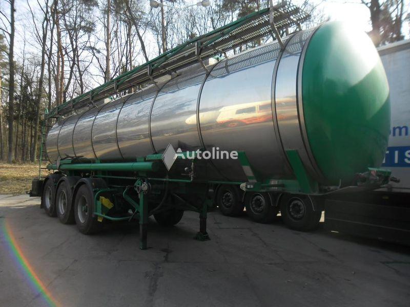 DROMECH LB4H cisterna para produtos químicos