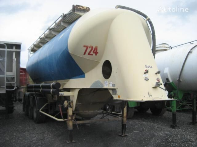 SPITZER Non spécifié cisterna semi-reboque