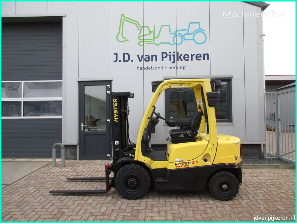 empilhadeira HYSTER H2.5FT 2.5t