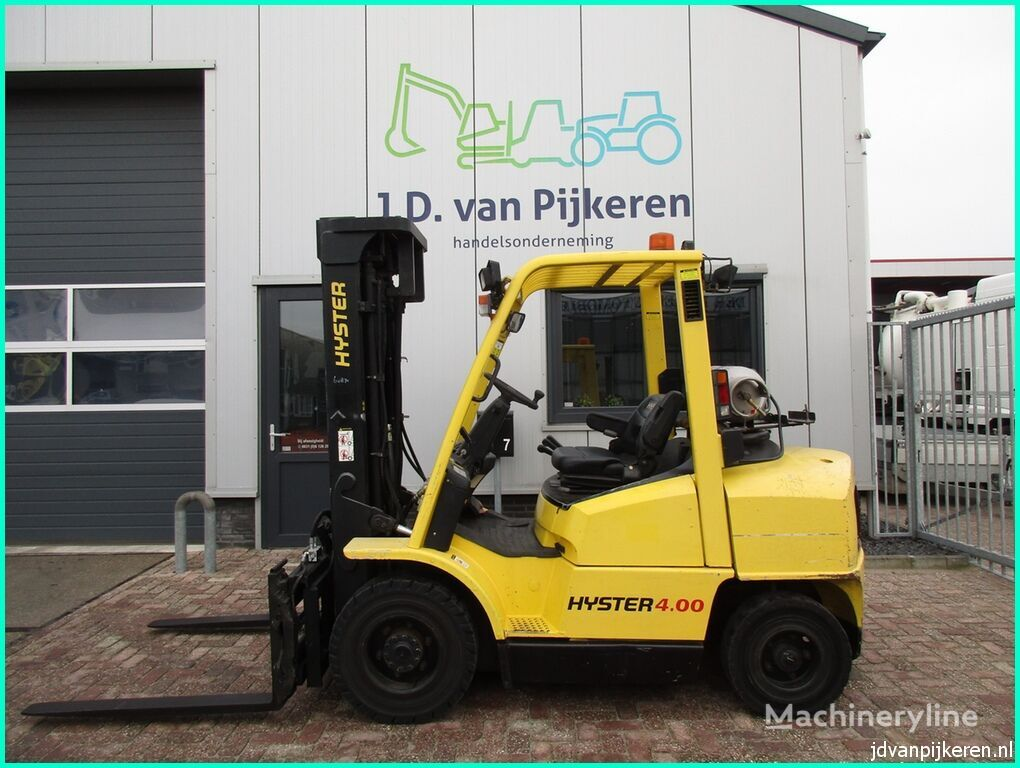 empilhadeira HYSTER H4.00XMS-5 sideshift