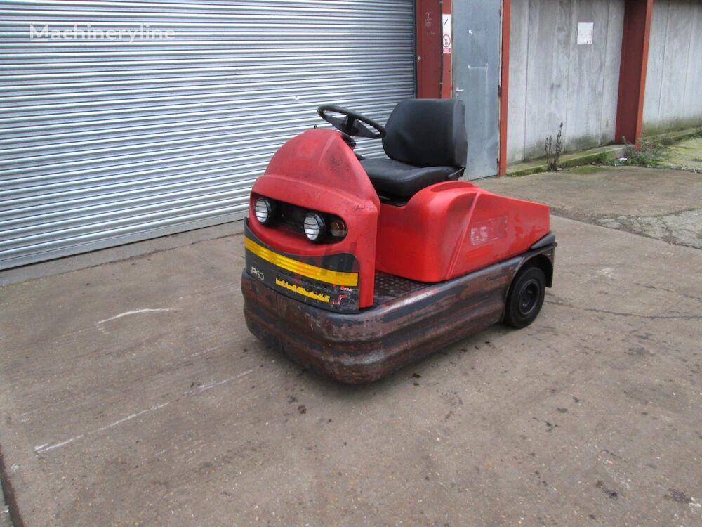 LINDE P60 126 tractor eléctrico