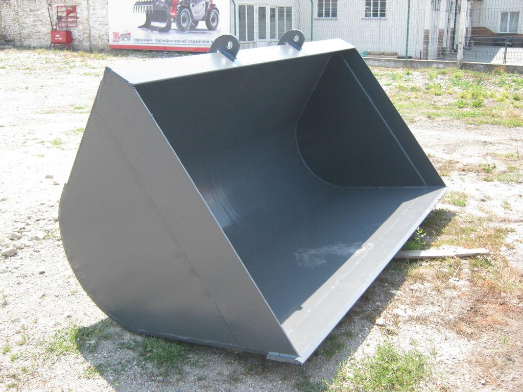 MANITOU KOVSh 1.5m3 - 3m3 balde frontal nova