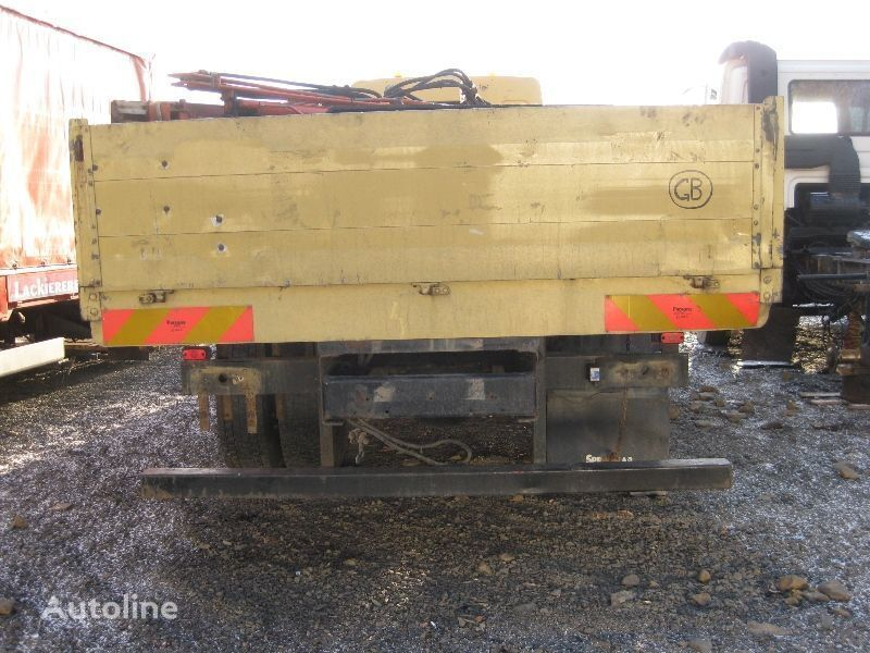 DAF LF55 carroceria de caixa aberta