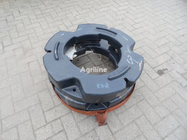 Hinterradgewichte CNH 227 kg contrapeso novo