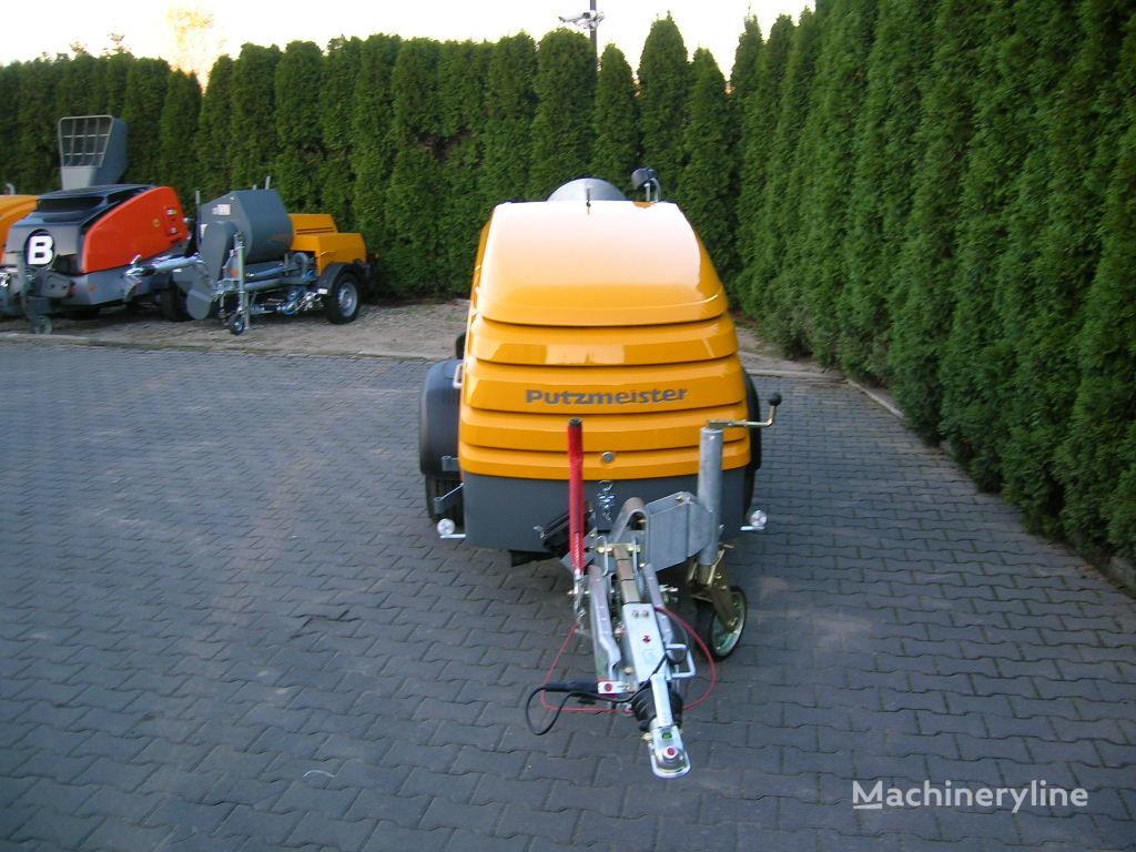 PUTZMEISTER M740/4 NEW GENERATION bomba de betão estacionaria novo