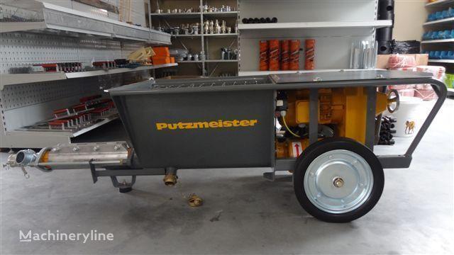 PUTZMEISTER S5 EV bomba de betão estacionaria novo