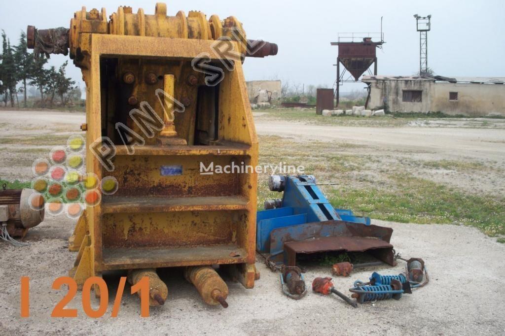 MEN BR 900 - Frantoio britador de cone