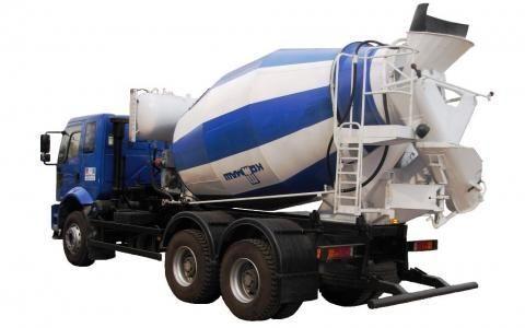 FORD CARGO 3430 D camião betoneira
