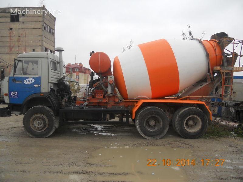 KAMAZ 53229A camião betoneira