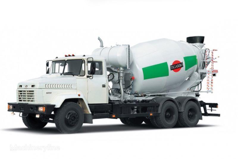 KRAZ 6233P4-TIP1  camião betoneira