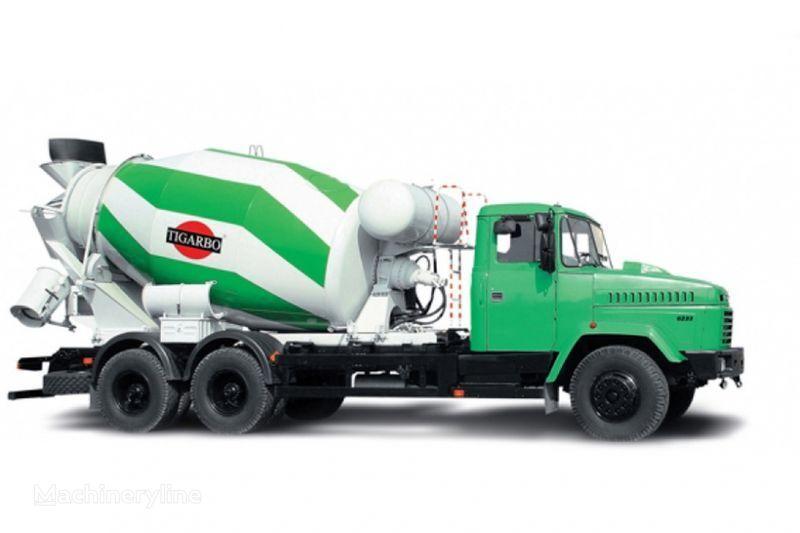 KRAZ 6233P4-TIP2  camião betoneira
