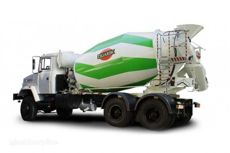 KRAZ 6233P6 camião betoneira