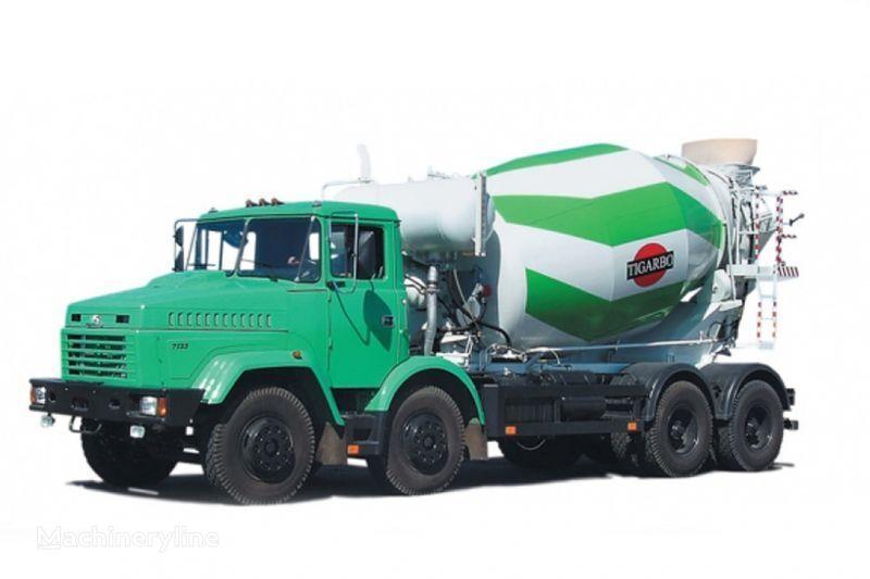 KRAZ 7133P4  camião betoneira