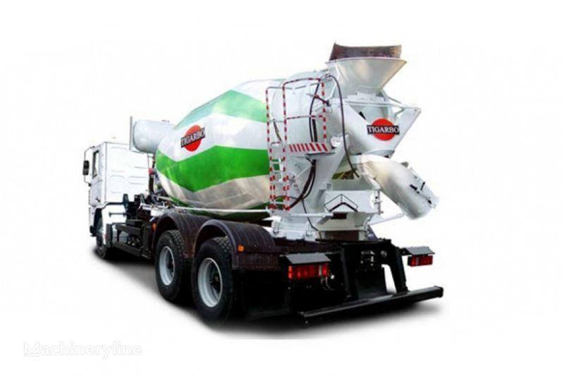KRAZ P23.2  camião betoneira