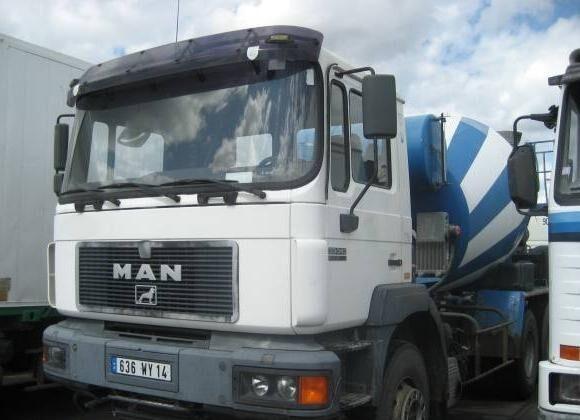 MAN Non spécifié camião betoneira