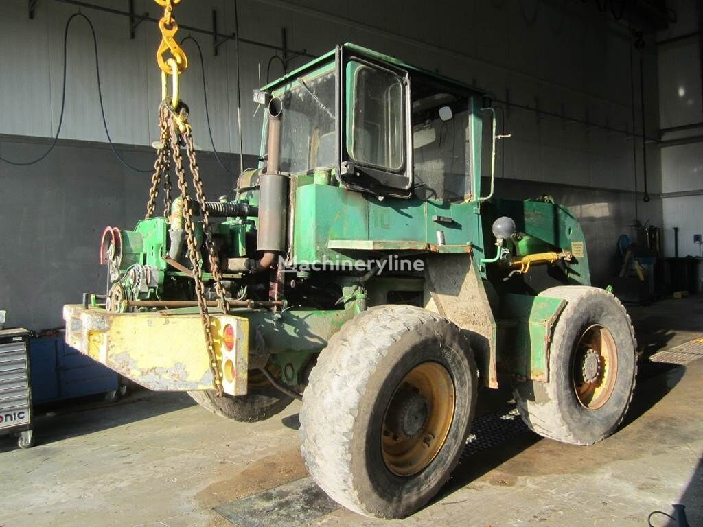 AHLMANN AZ10 carregadeira de rodas