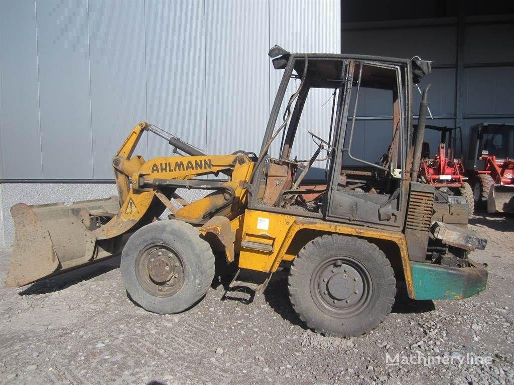 AHLMANN AZ45 (Brandschade) carregadeira de rodas