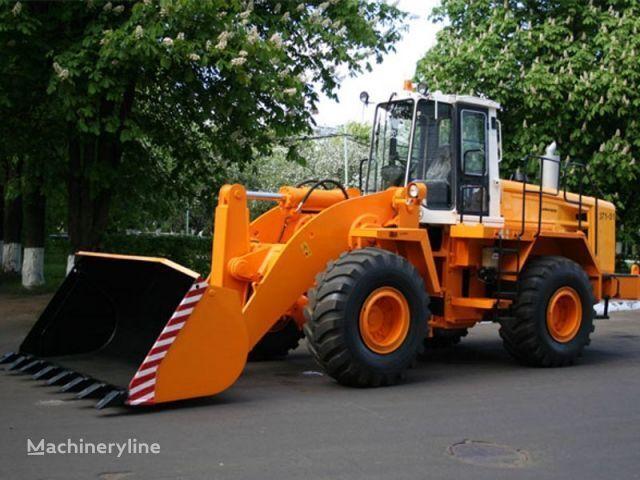 AMKODOR 371 carregadeira de rodas novo