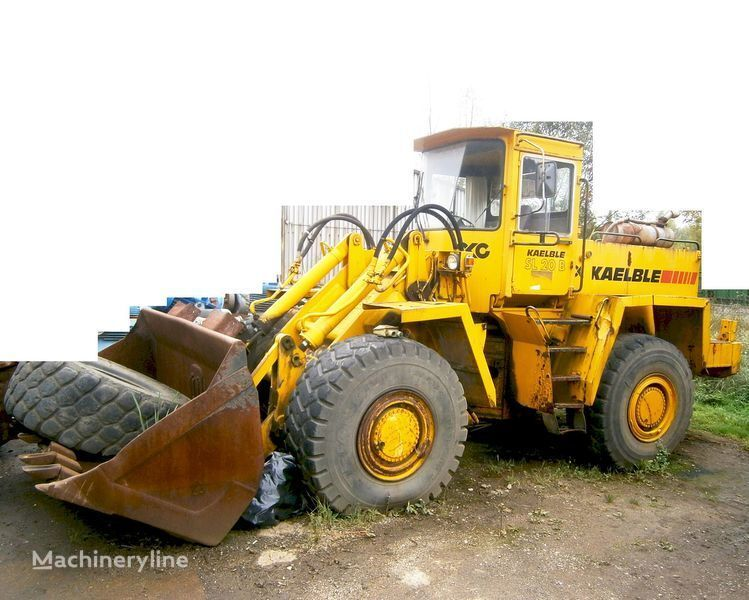 KAELBLE SL 20B carregadeira de rodas