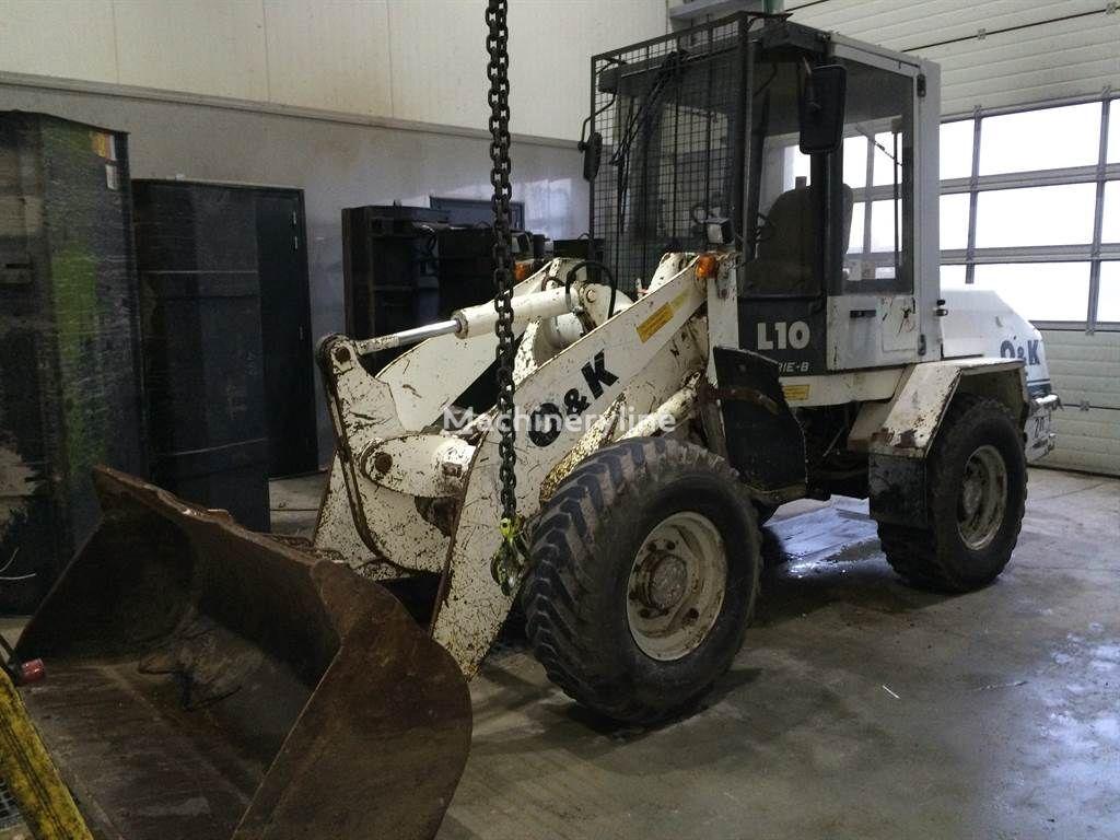 O&K O & K L10B carregadeira de rodas