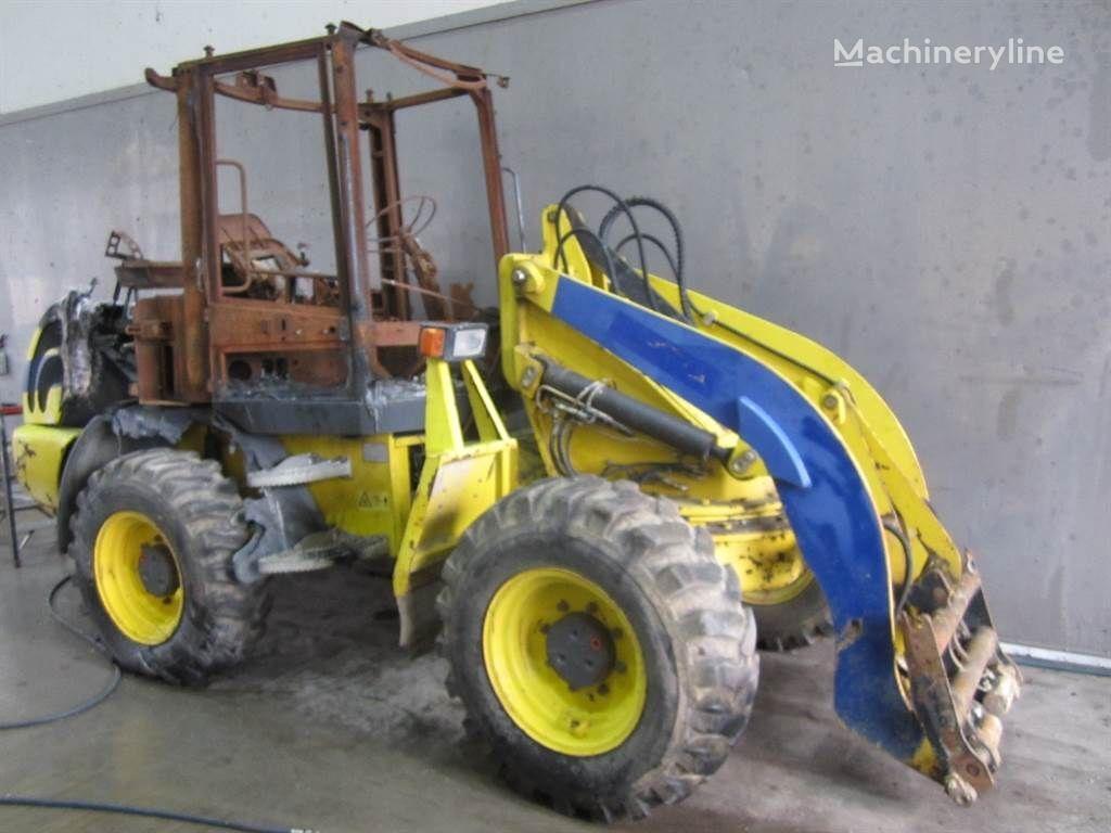 TEREX TL70S (Brandschade) carregadeira de rodas
