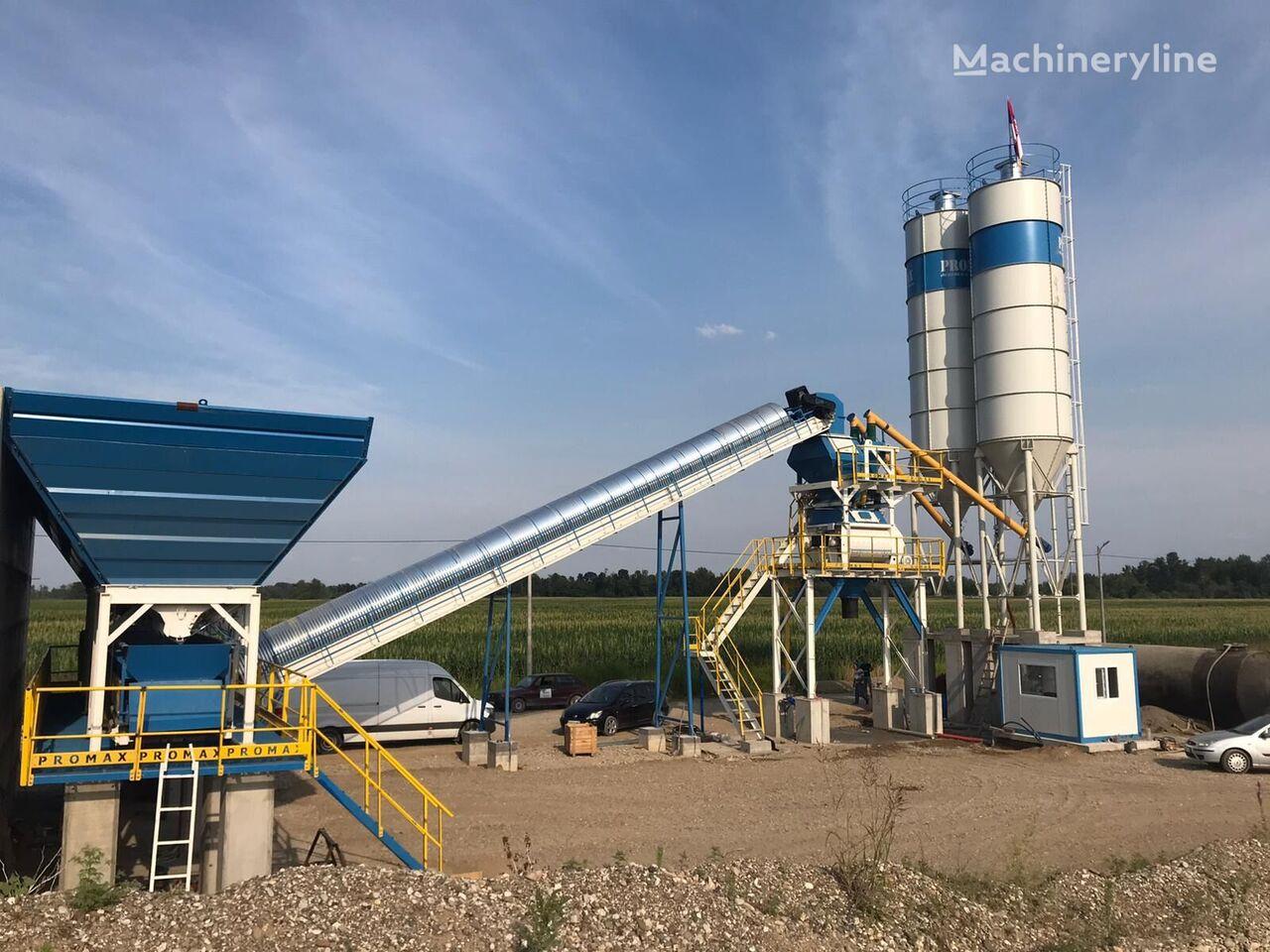 central de betão PROMAX STATIONARY Concrete Batching Plant S100 TWN (100m³/h) novo