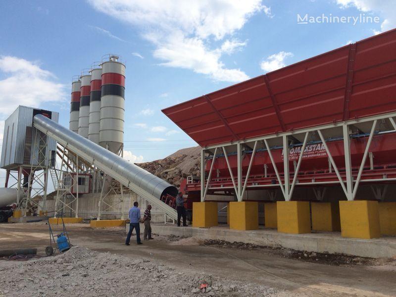central de betão PROMAX STATIONARY Concrete Batching Plant S160-TWN (160m3/h) novo