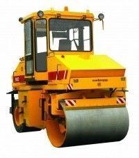 AMKODOR 6632 compactador de asfalto novo