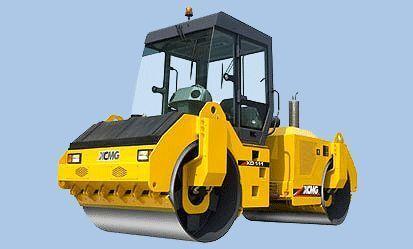 XCMG XD111  compactador de asfalto novo