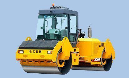 XCMG XD121  compactador de asfalto novo