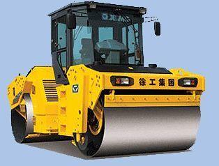 XCMG XD122 compactador de asfalto novo