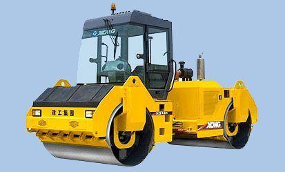 XCMG XD131  compactador de asfalto novo