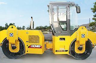 XCMG XD81E compactador de asfalto novo