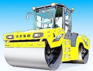 XCMG XD132  compactador de cilindros novo